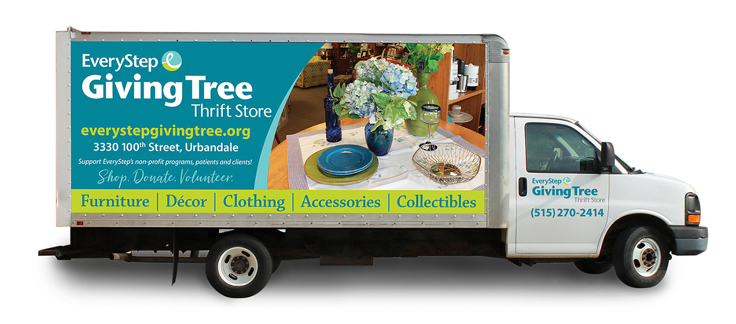 EveryStep Giving Tree Thrift Store